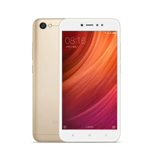 tomtop Xiaomi Redmi Note 5A Snapdragon 435 MSM8940 1.4GHz 8コア GOLD(ゴールド)