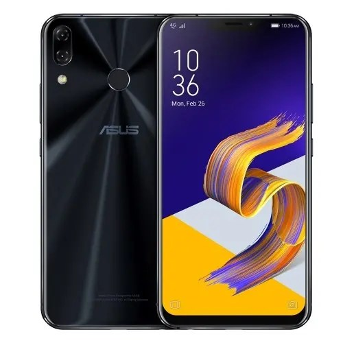 tomtop ASUS ZenFone 5Z Snapdragon 845 SDM845 2.8GHz 8コア BLUE(ブルー)