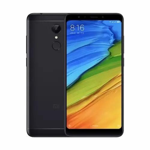 tomtop Xiaomi Redmi 5 Snapdragon 450 1.8GHz 8コア BLACK(ブラック)