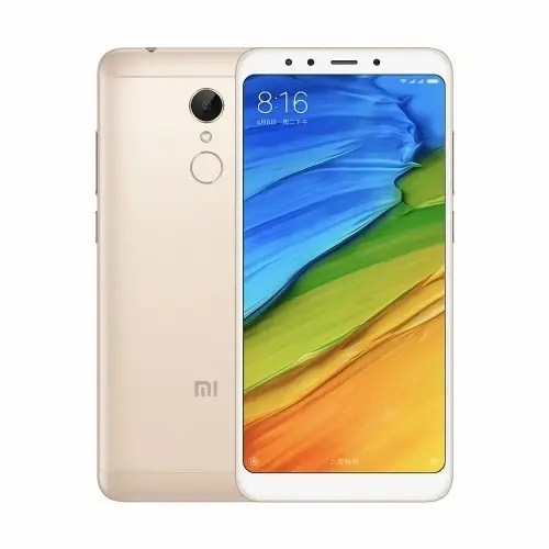 tomtop Xiaomi Redmi 5 Snapdragon 450 1.8GHz 8コア GOLD(ゴールド)