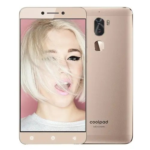 tomtop LeEco Coolpad Cool1 Snapdragon 652 MSM8976 1.8GHz 8コア GOLD(ゴールド)
