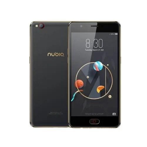 tomtop Nubia M2 Lite MTK6750 1.5GHz 8コア BLACK(ブラック)