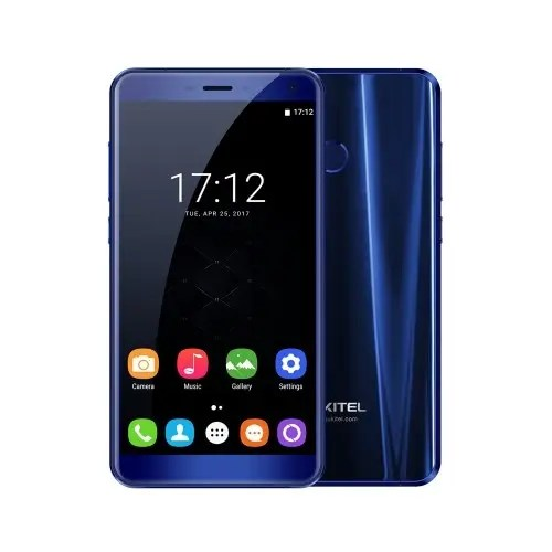 tomtop OUKITEL U11 Plus MTK6750T 1.5GHz 8コア BLUE(ブルー)