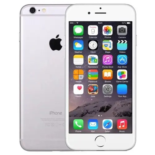 tomtop iPhone6 A8 1.4GHz 2コア SILVER(シルバー)