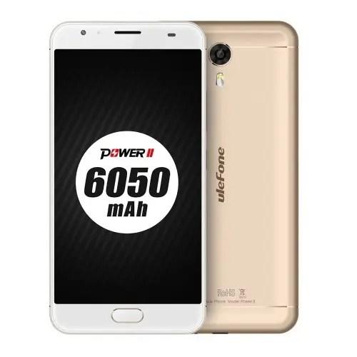 tomtop Ulefone Power 2 MTK6750T 1.5GHz 8コア GOLD(ゴールド)