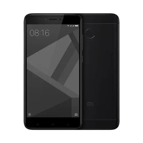 tomtop Xiaomi Redmi 4X Snapdragon 435 MSM8940 1.4GHz 8コア BLACK(ブラック)