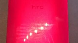 人様のHTC J butterfly HTV31 開封レビュー