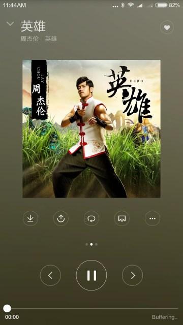 中国のアイドル?