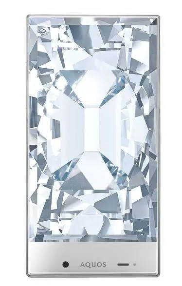 AUQOS Crystal  305SH Snapdragon 400 MSM8926 1.2GHz 4コア