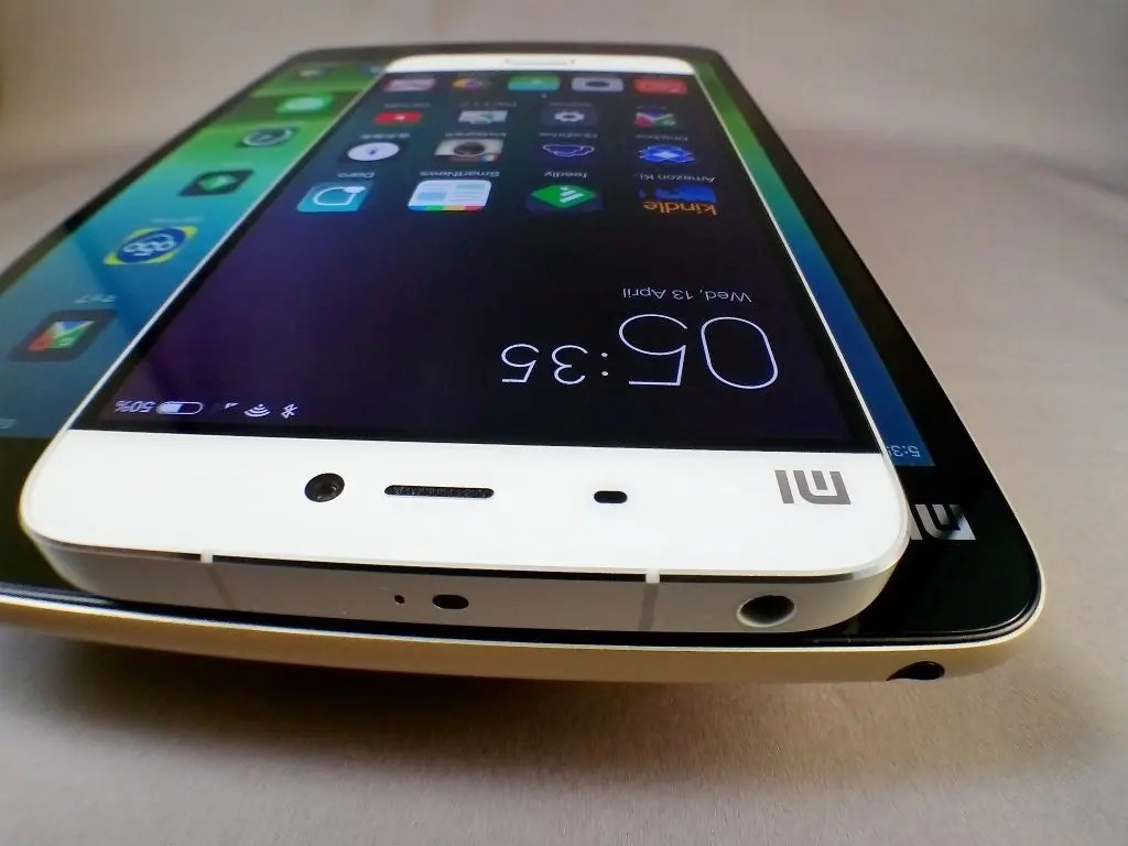 Xiaomi製品の完成度検証 Mi5+Mi Pad2外観比較 再レビュー