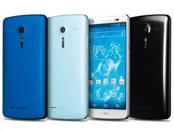 LG L22 Snapdragon 801 MSM8974AB 2.3GHz 4コア