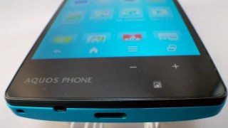 【ちと古い2013冬春】AQUOS PHONE Xx mini 303SH SoftBank レビュー