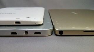 【Teclast3兄弟】 X89 Reader + X98 Plus 3G + Tbook 10 スペック・ベンチマーク・OS切替方法比較