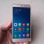 【シャオミ スマホ 中国で購入】 Xiaomi Redmi Note 3 Pro 16G ちょいレビュー