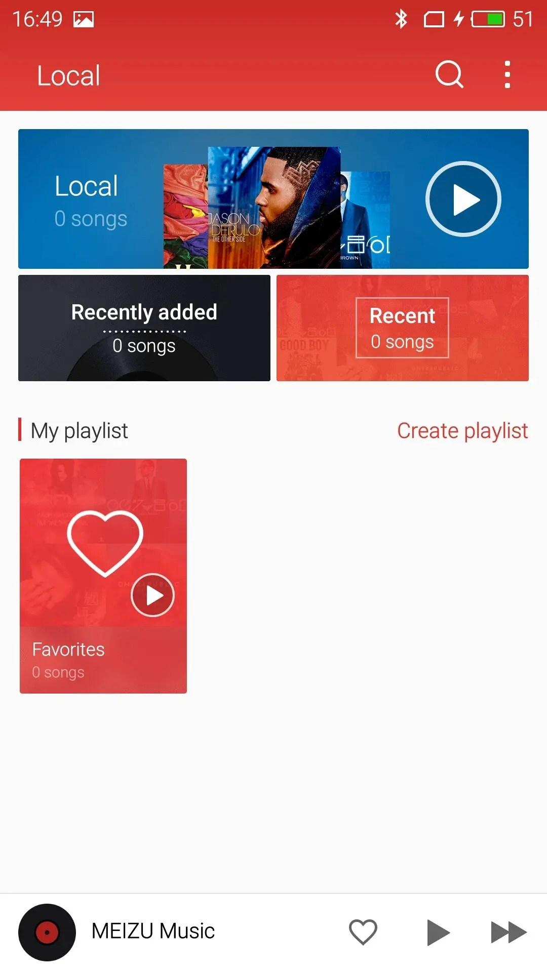 Musicアプリ