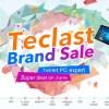 【GearBest】Teclastちゃんタブレット祭りやってます X3Pro,Tbook11,X80Pro フラッシュセール中!