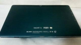 【10.1インチ中華タブレット】CUBE iWork10 Flagship 開封の儀レビュー