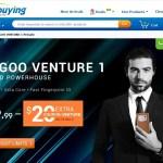 Leagoo Venture 1 プレセール $20引きクーポンコード$169.99 11/11以降出荷