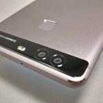5.5インチSIMフリー中華スマホ 中国版Huawei P9 開封 レビュー LEICAデュアルレンズ搭載でカメラ機能充実