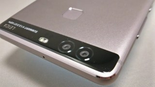 5.5インチSIMフリー中華スマホ 中国版Huawei P9 開封 レビュー LEICAデュアルカメラ搭載でカメラ機能充実
