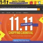 【GearBest】11/11カテゴリクーポン&ブランドクーポン ショッピングカーニバル Xiaomi Mi notebook Air 12のクーポン適用方法