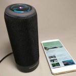 SoundPEATS Bluetooth IPX4防水 10W スピーカー レビュー