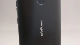 【5インチ SIMフリー 中華スマホ】Ulefone METAL 開封の儀 外観 レビュー Banggood最安値