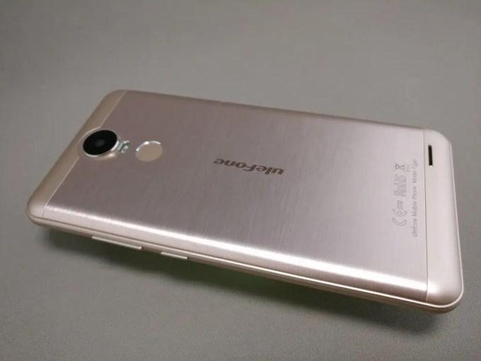 【100ドル切り!】SIMフリー 5.5インチ 中華スマホUlefone Tiger 内部レビュー