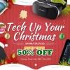 【Banggood】クリスマスクーポン第2弾★SIMフリー中華スマホXiaomi・Bluboo+Windows中華タブレットPIPO