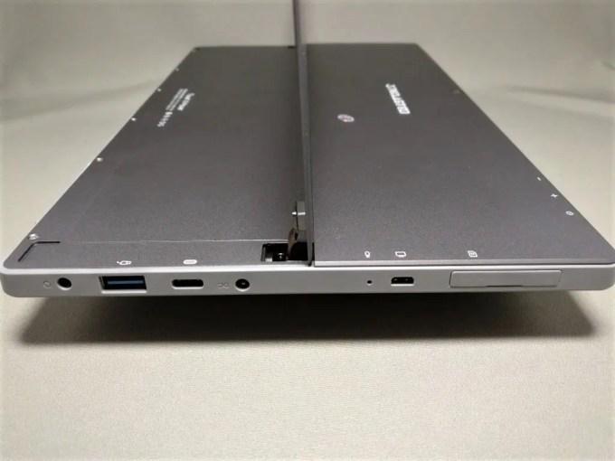 【無段階キックスタンド中華タブレット】11.6インチ Teclast Tbook 16 Power 開封の儀 レビュー