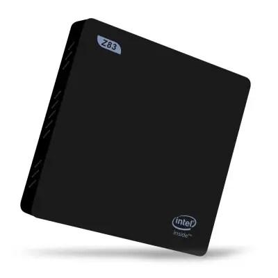 Z83II Mini PC Windows 10 64bit  -  EU PLUG  BLACK