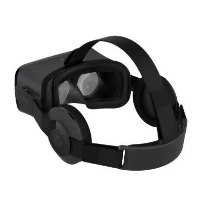 PIMAX 4K UHD VR PCヘッドセット 斜め後ろ