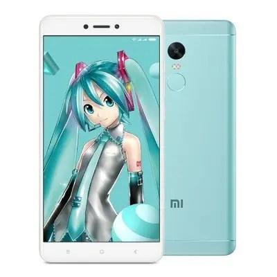 Xiaomi Redmi Note 4X 初音ミク バージョン