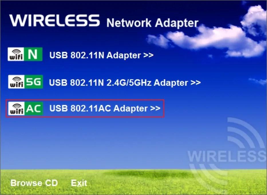 dodocool AC1200デュアルバンド USB3.0 Wi-fiアダプタ usb 8.2011AC Adapter
