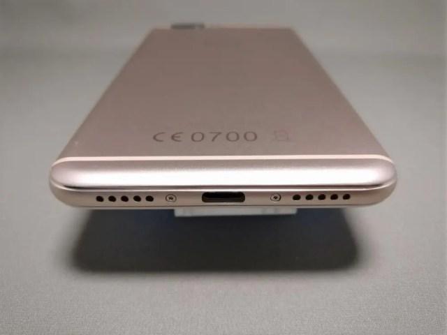 UMI Z USB Type-Cとスピーカー