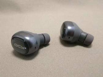 QCY Q29 完全分離型 両耳 Bluetooth ワイヤレスイヤホン ペアリング 青点滅