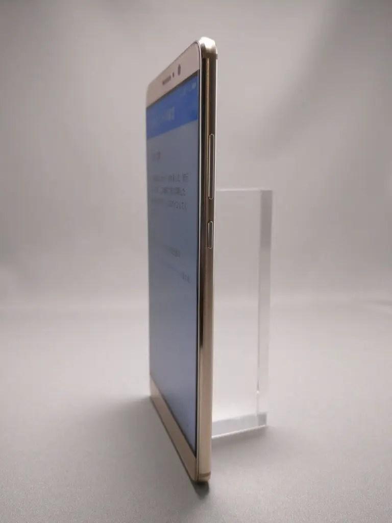 Huawei Mate 9 ゴールド 外観 表面 1