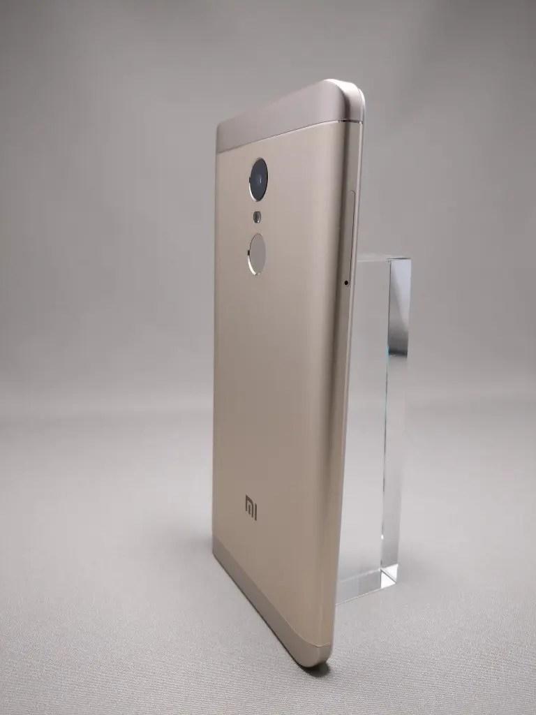 Xiaomi Redmi Note 4X 裏面 2