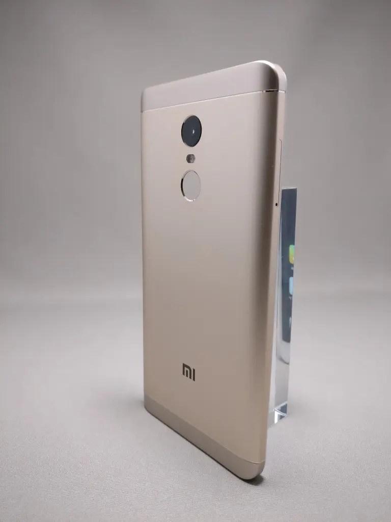 Xiaomi Redmi Note 4X 裏面 3