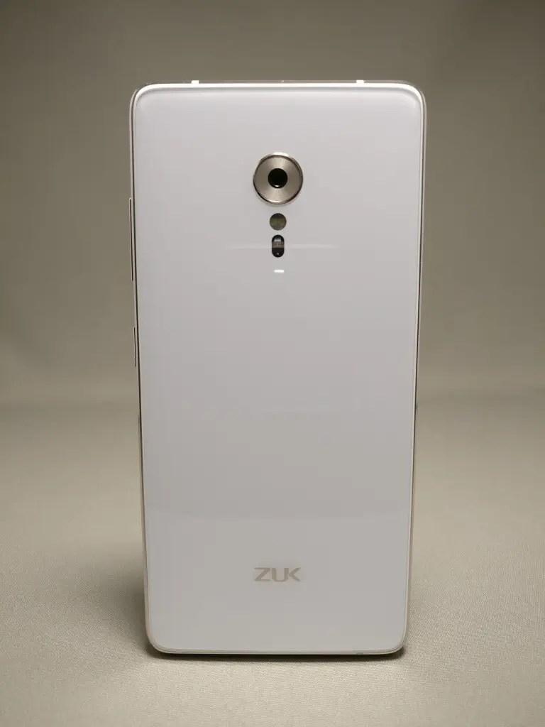 Lenovo ZUK Z2 Pro 裏8