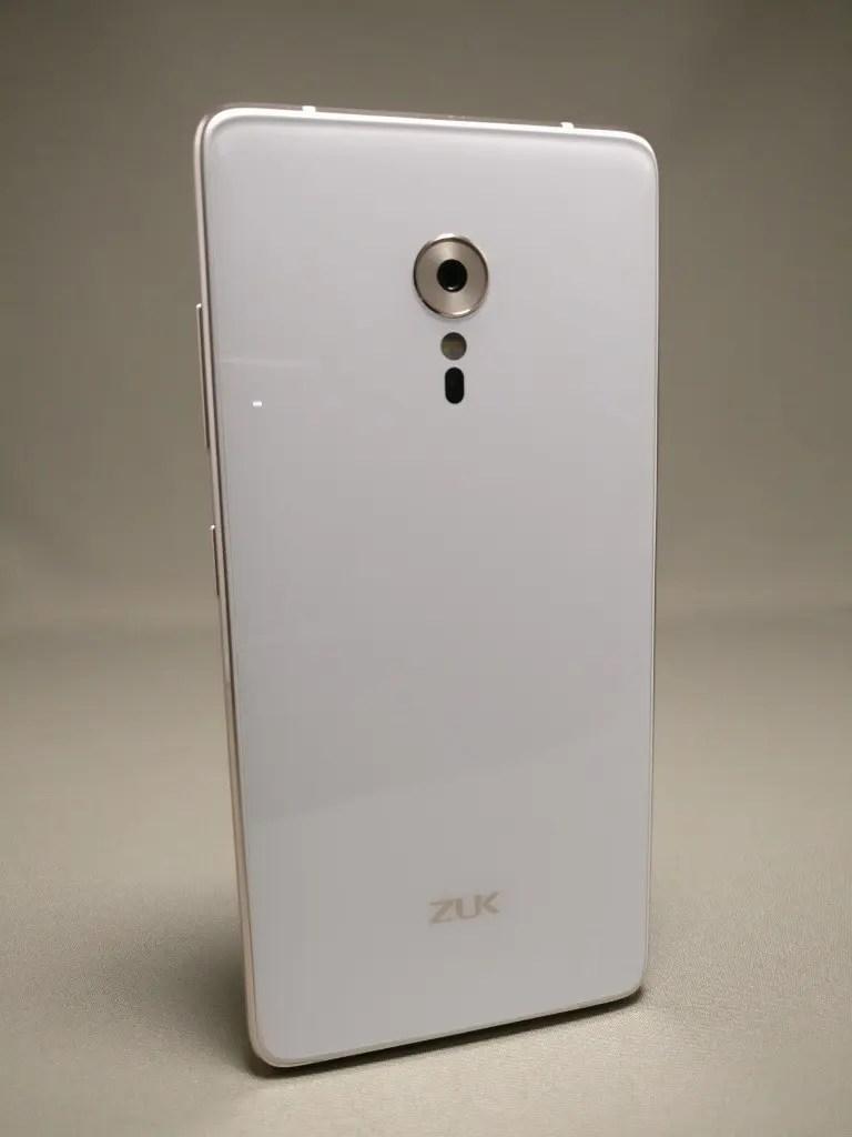 Lenovo ZUK Z2 Pro 裏9