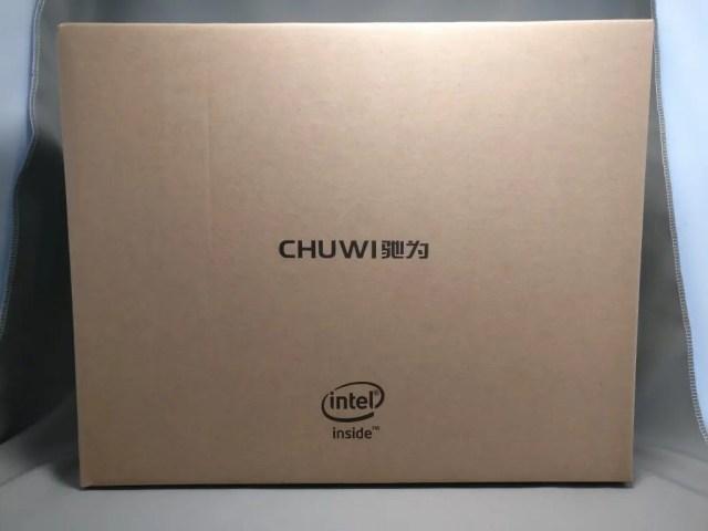 Chuwi Lapbook 化粧箱
