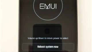 Huawei Mate 9 factory resetしても初期設定完了せず、やはり前回ログインしたGoogleIDが必要でした