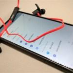 dodocool 磁気Bluetooth4.1スポーツイヤホン APTX CVC6.0 技適認証済 開封レビュー クーポンあり♪