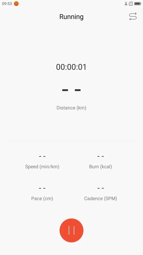 Lenovo ZUK Z2 Pro U Health Running