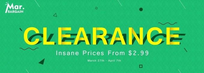 banggood clearance mar.bargain