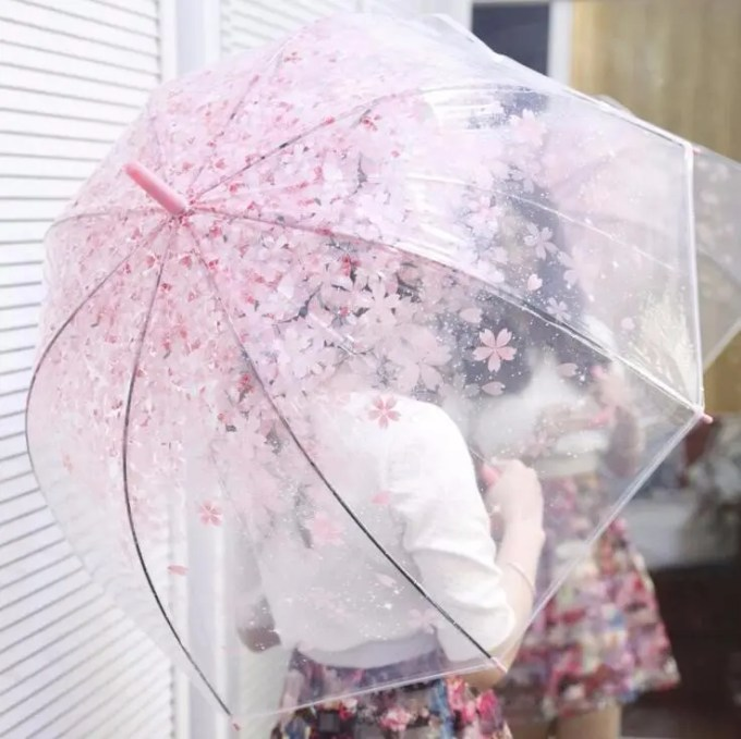 Banggood 桜祭り特集 特設ページ サクラ傘