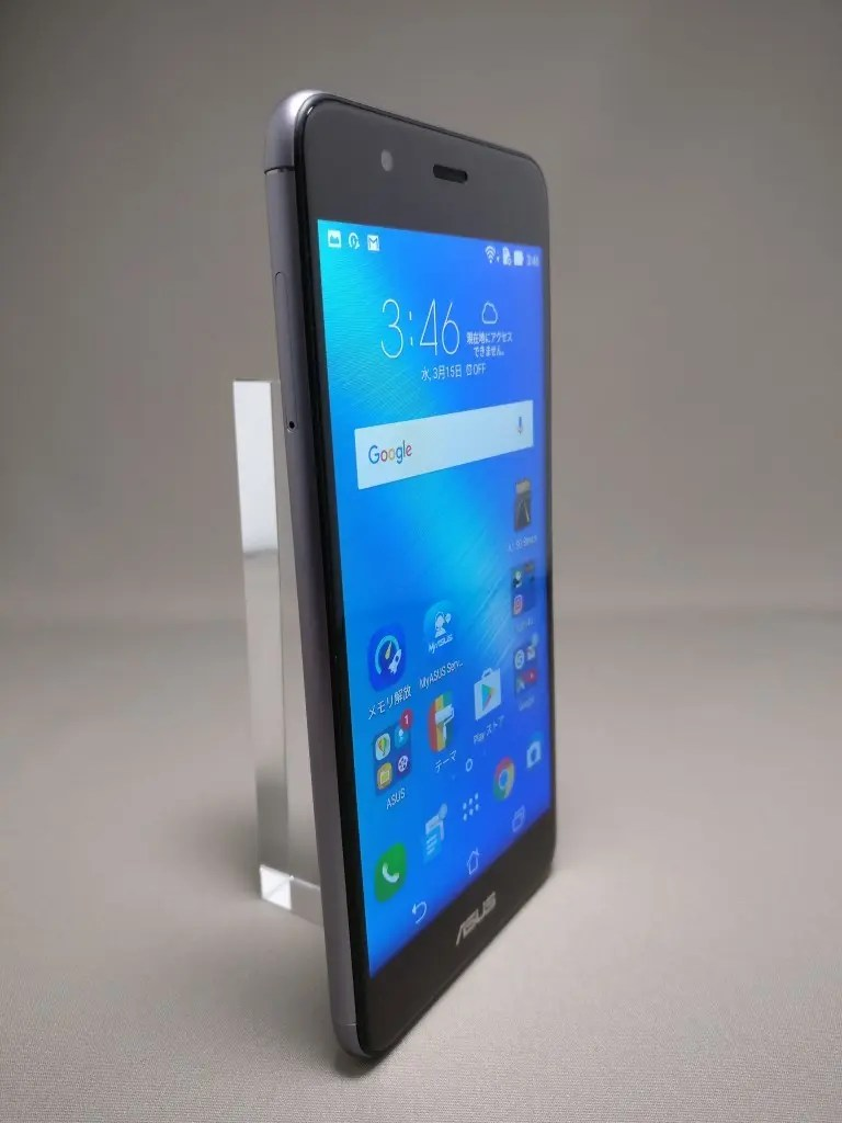 ASUS Zenfone Max 3 表 11