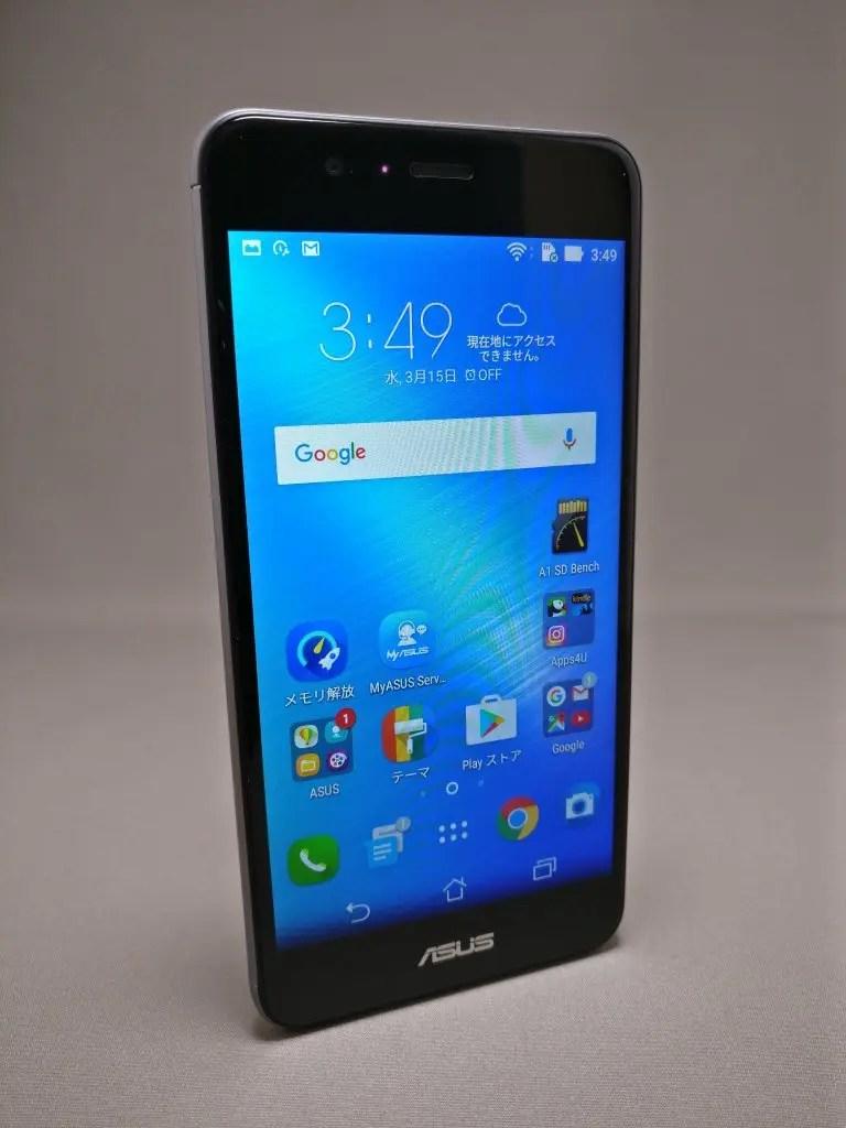 ASUS Zenfone Max 3 表 9