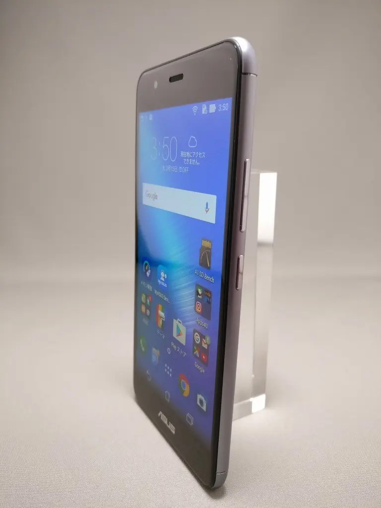 ASUS Zenfone Max 3 表 4